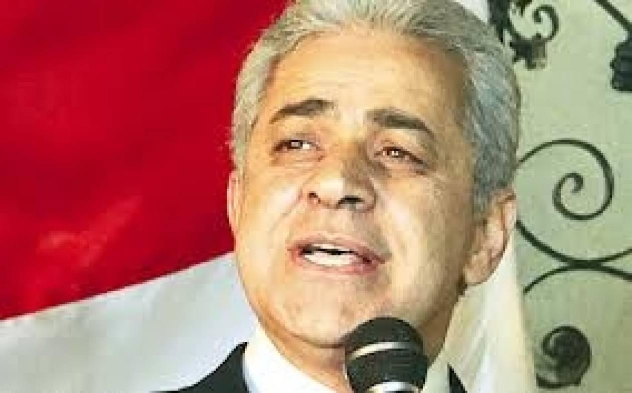 Αίγυπτος: Ο Χαμντίν Σαμπαχί δήλωσε πως θα διεκδικήσει την προεδρία