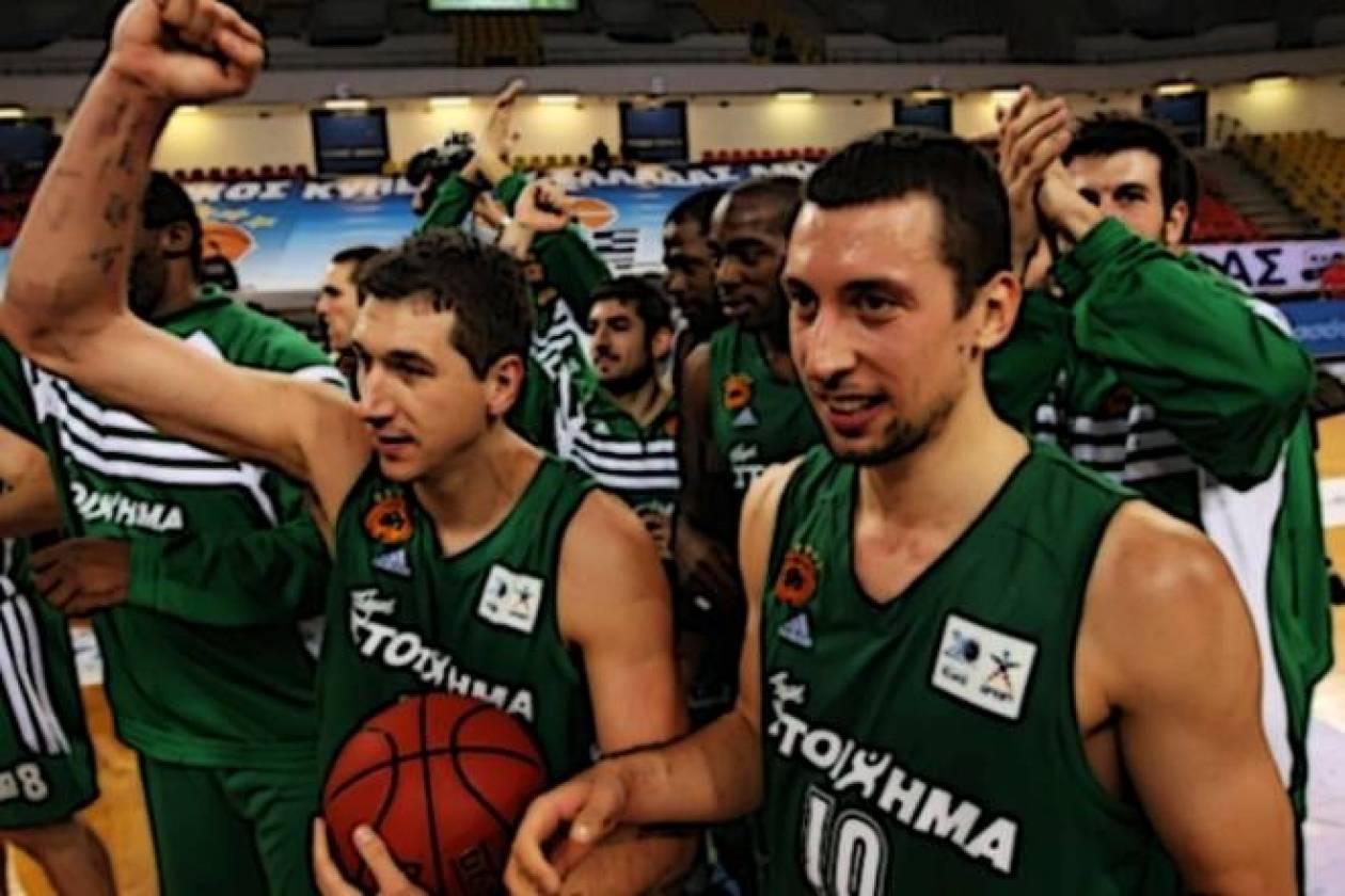 Τελικός Κυπέλλου: Πολυνίκης ο Παναθηναϊκός (photos+videos)