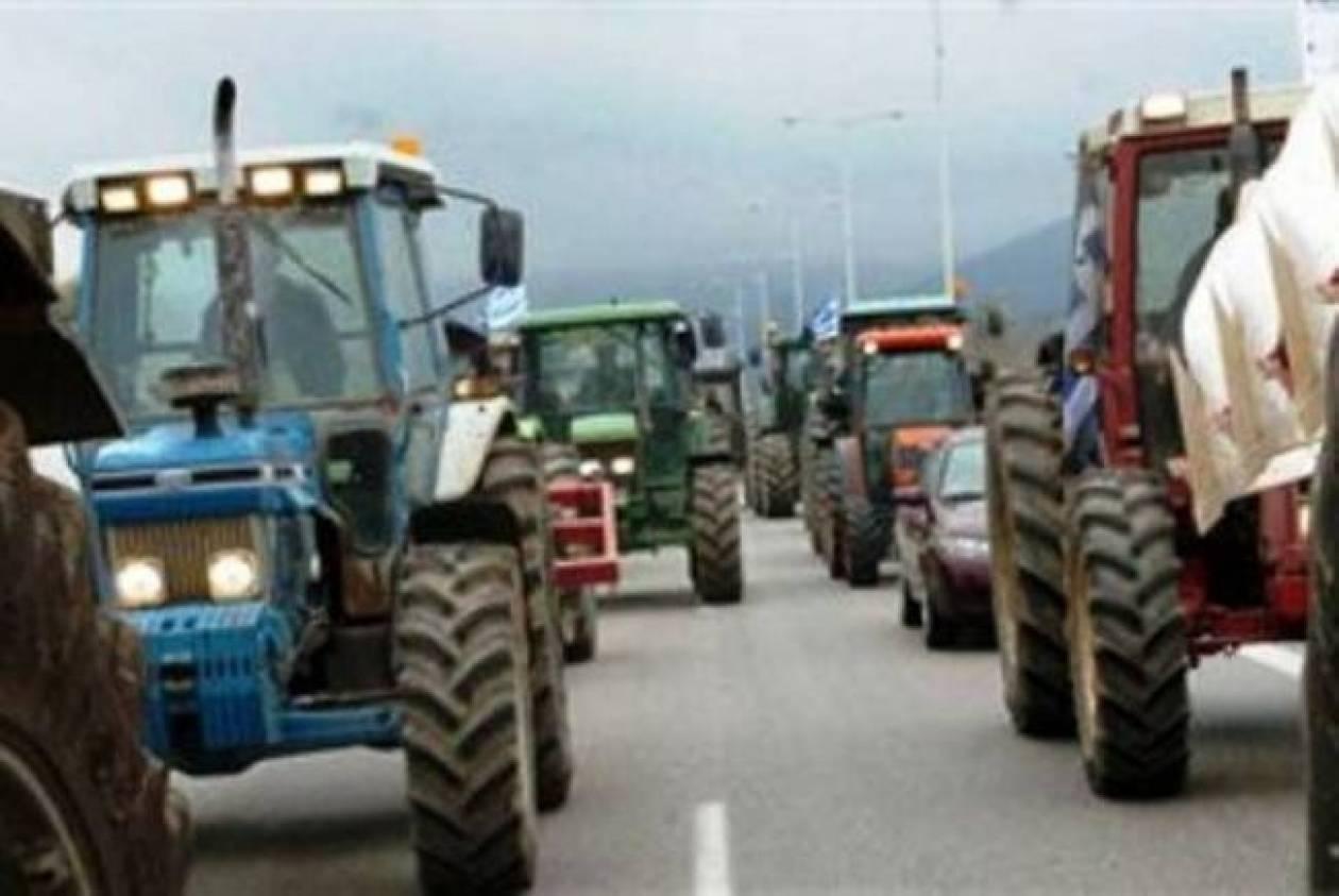 Εντείνουν τις κινητοποιήσεις τους οι Σερραίοι αγρότες