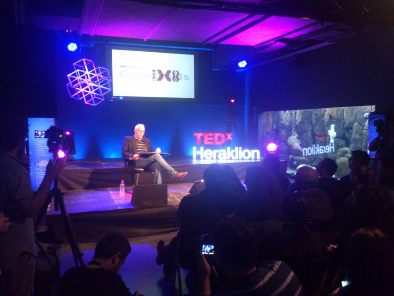 Ο Δίσκος της Φαιστού στο TEDx