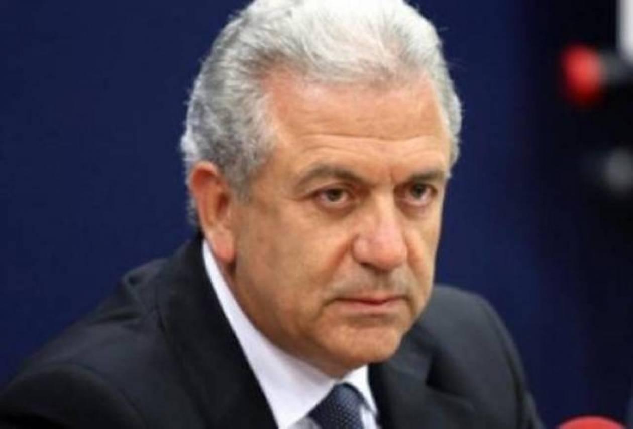 Στη Μολδαβία από αύριο ο Δημήτρης Αβραμόπουλος