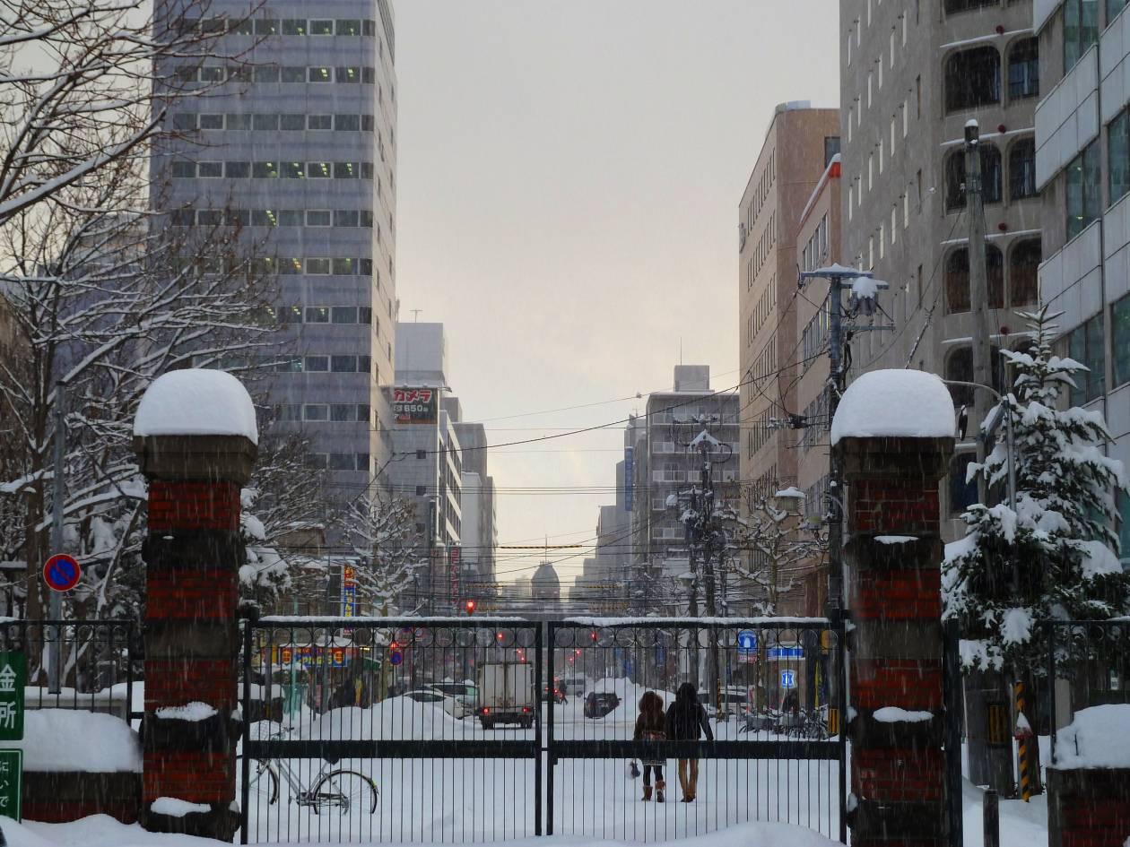 Αυξάνονται οι νεκροί στην Ιαπωνία από την πρωτοφανή χιονοθύελλα