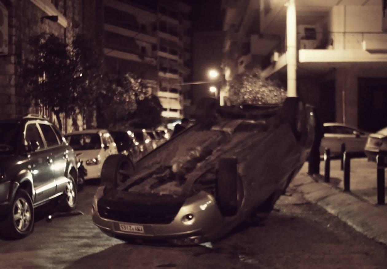 Σοβαρό τροχαίο τα ξημερώματα στην Καλλίπολη (φωτο)