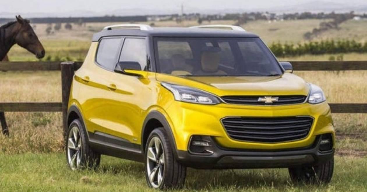 Chevrolet Adra: Mini Suv κάτω από τα 4 μέτρα