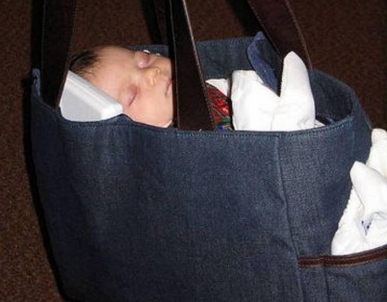 Υποκρινόταν ότι ήταν έγκυος και έκλεψε το μωρό της αδερφής της!(vid)