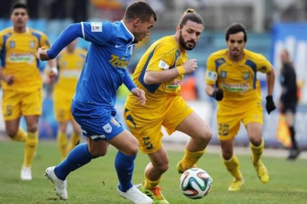 ΠΑΣ Γιάννινα-Παναιτωλικός 1-0: Το γκολ του αγώνα (video)