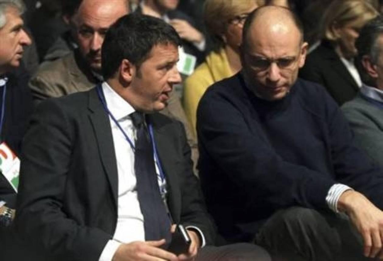 Ιταλία: Πιέζει την κυβέρνηση ο Ρέντσι