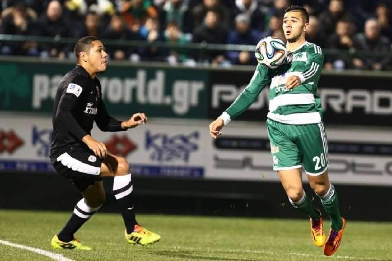 Παναθηναϊκός-ΠΑΟΚ 2-1: Τα γκολ του αγώνα (video)