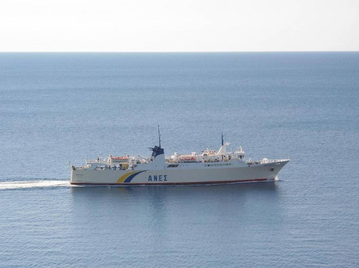 Ταλαιπωρία λόγω... βλάβης για τους επιβάτες πλοίου στο Βόλο