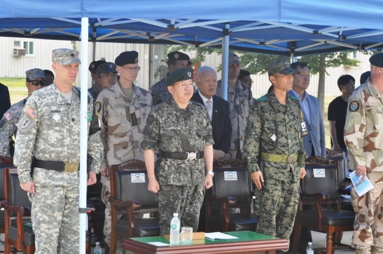 Κανονικά θα πραγματοποιήσουν τις στρατιωτικές ασκήσεις ΗΠΑ και Ν.Κορέα