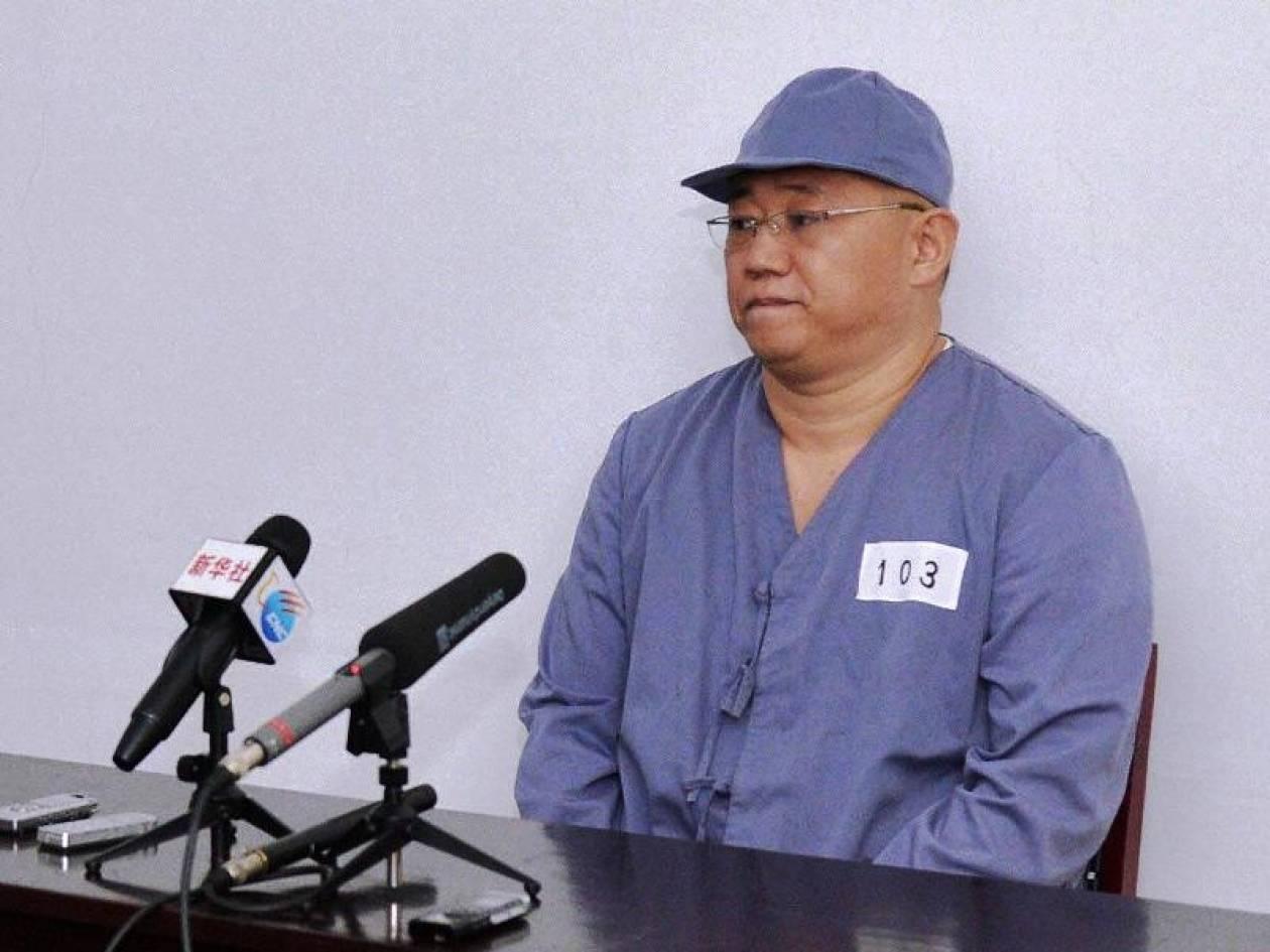 Η Βόρεια Κορέα «πάγωσε» το θέμα της απελευθέρωσης του Κένεθ Μπάε