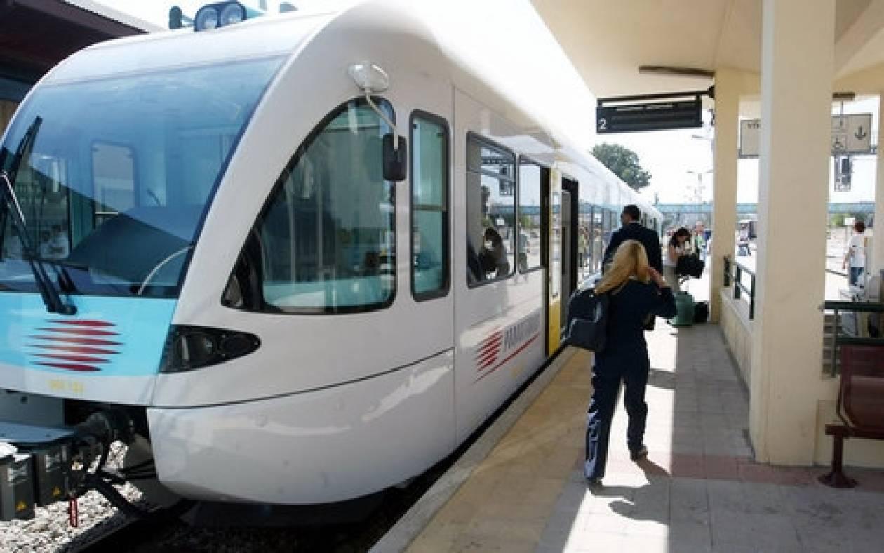 Στην κυκλοφορία η γραμμή του προαστιακού Αθήνα - Α. Λιόσια