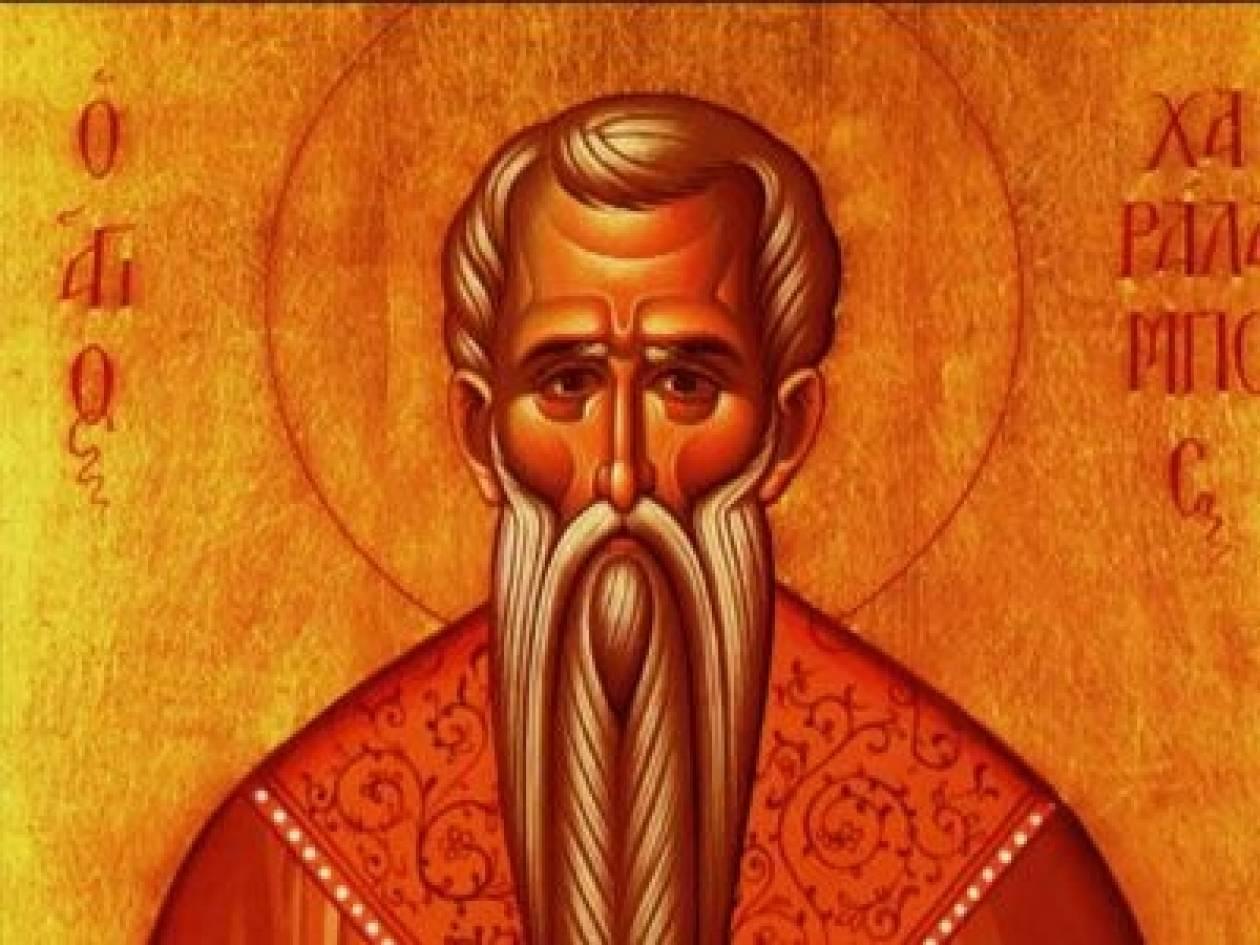 Γιορτάζει ο πολιούχος του Ληξουρίου