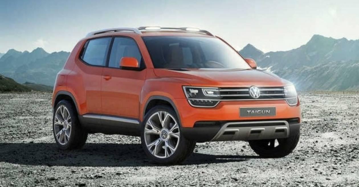 VW TAIGUN: Η τελευταία εκδοχή του MINI SUV των 1.000 κυβικών