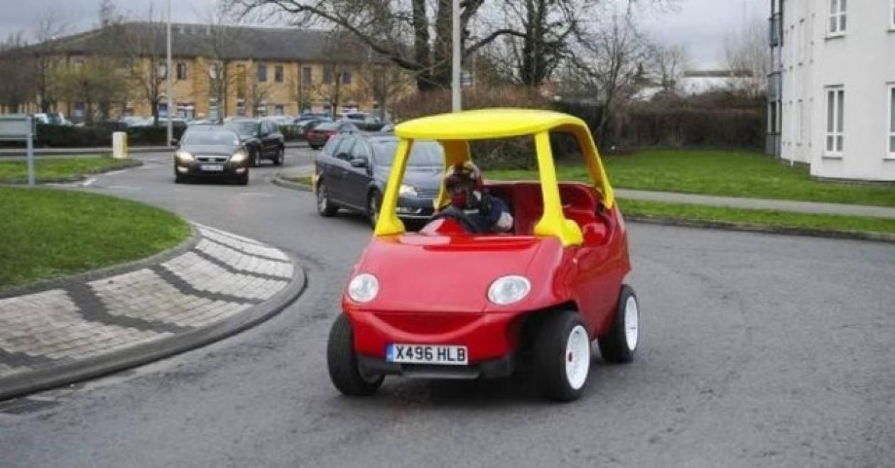 Παιδικό αυτοκινητάκι με 50 άλογα