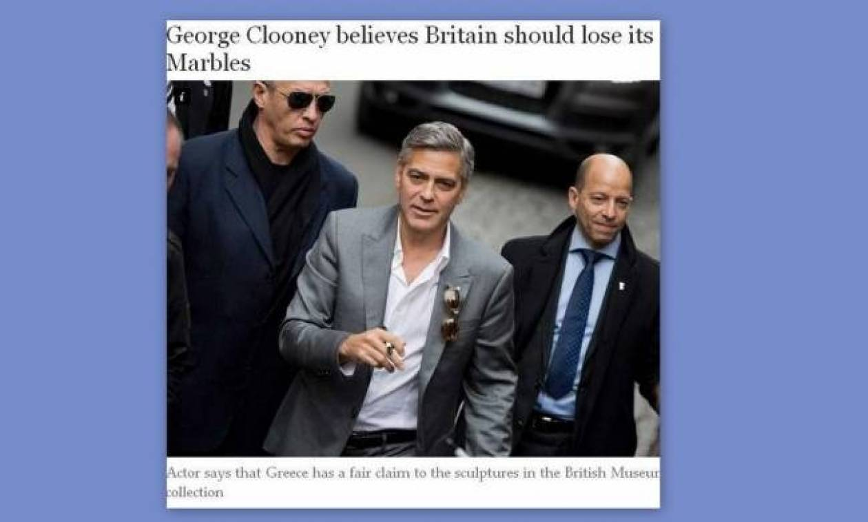 Προκαλεί με δημοσίευμα η εφημερίδα The Independent
