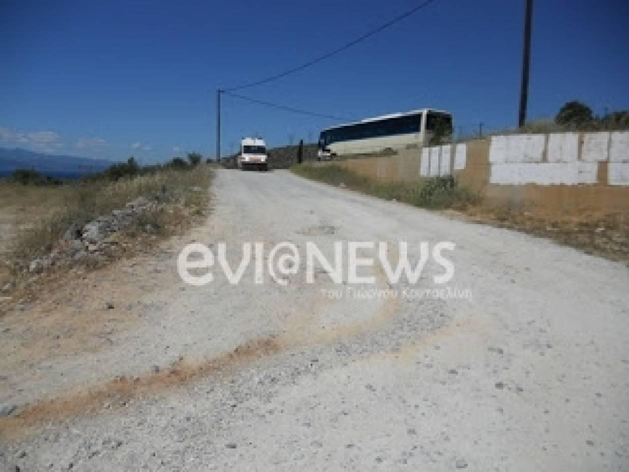 Θρήνος στο Αλιβέρι: Βρέφος ξεψύχησε στον δρόμο για το κέντρο Υγείας
