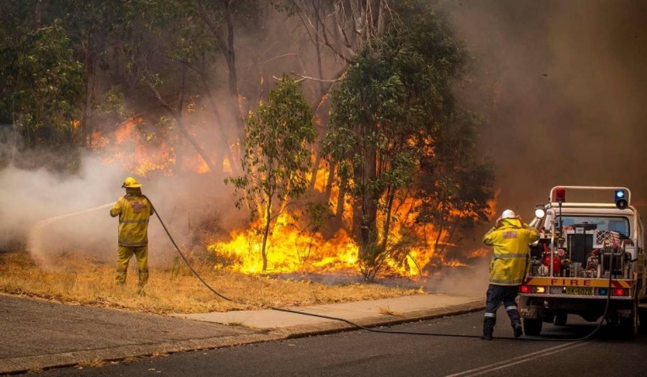 Αυστραλία: Αντιμέτωποι με 25 πύρινες εστίες