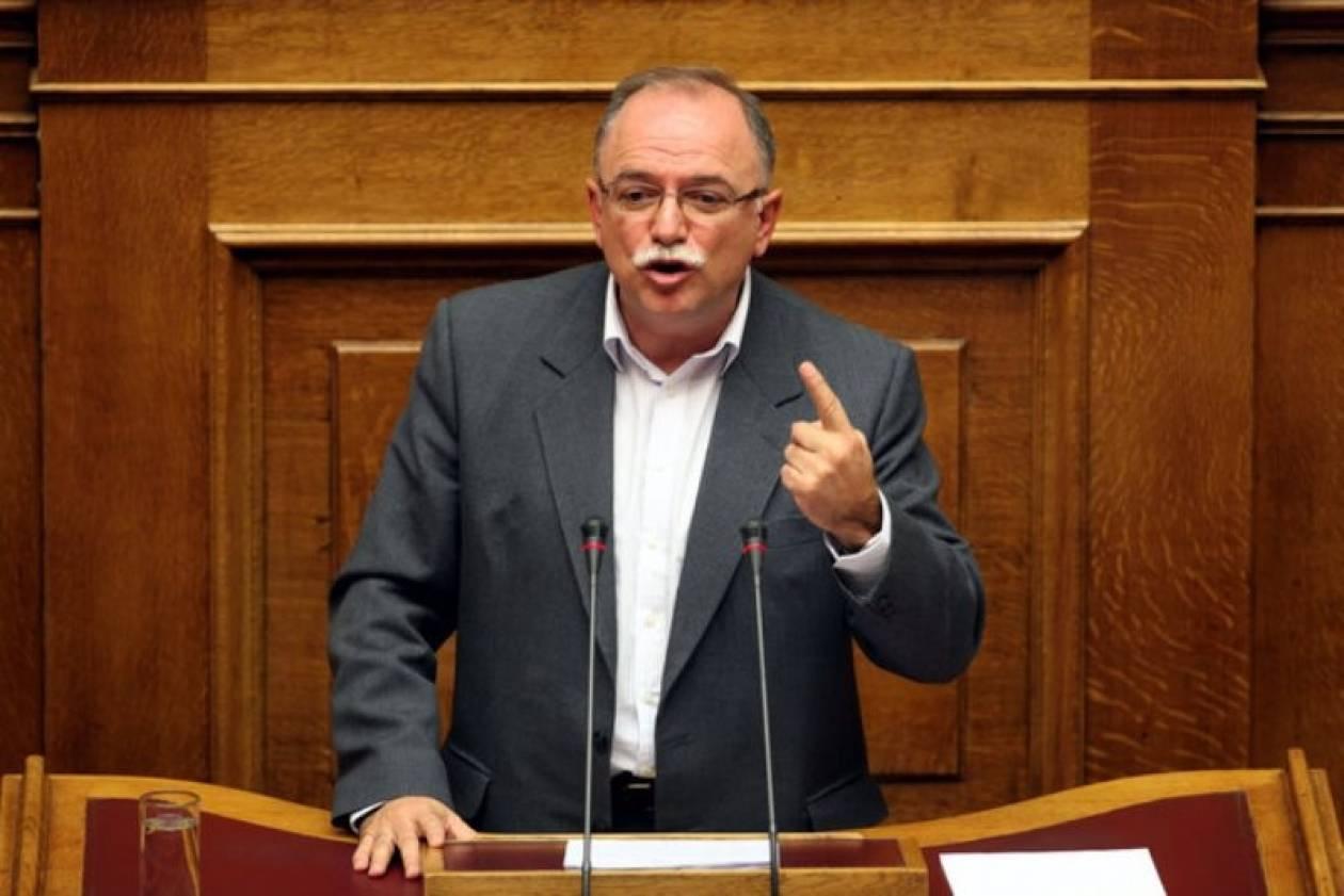 Σύγκληση της Επιτροπής για το πόθεν έσχες ζητεί ο Δ. Παπαδημούλης