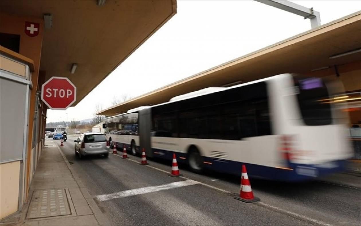 Φαμπιούς: Ανησυχητικό το αποτέλεσμα του ελβετικού δημοψηφίσματος