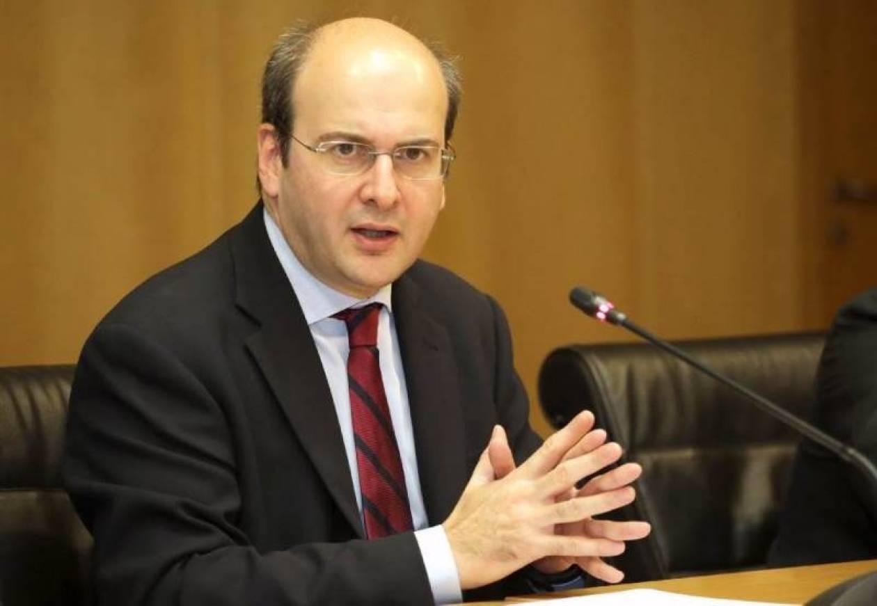 Χατζηδάκης: Να γίνει η Ελλάδα θετικό παράδειγμα