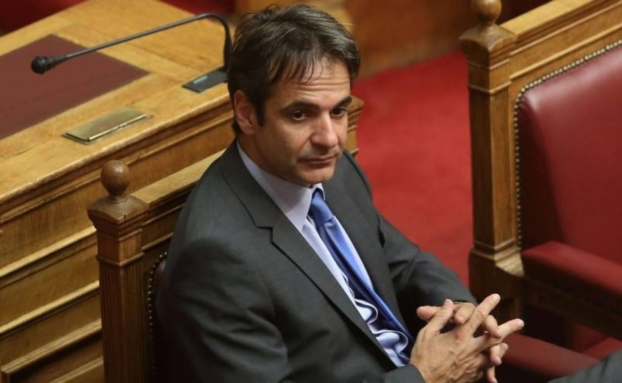 Την Επιτροπή Θεσμών ενημερώνει την Τρίτη ο Κ. Μητσοτάκης