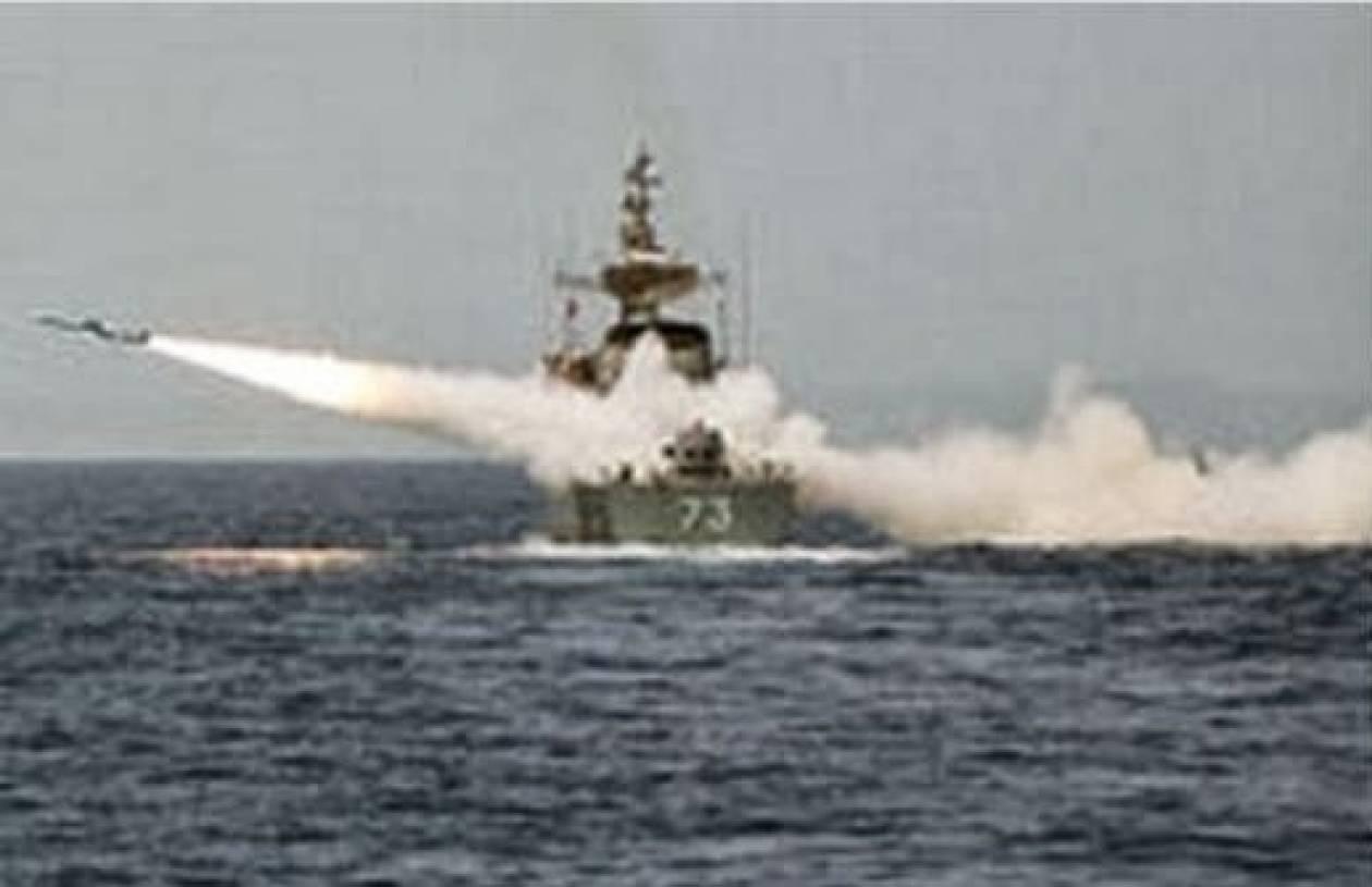 Πολεμικά πλοία του Ιράν στον Ατλαντικό Ωκεανό