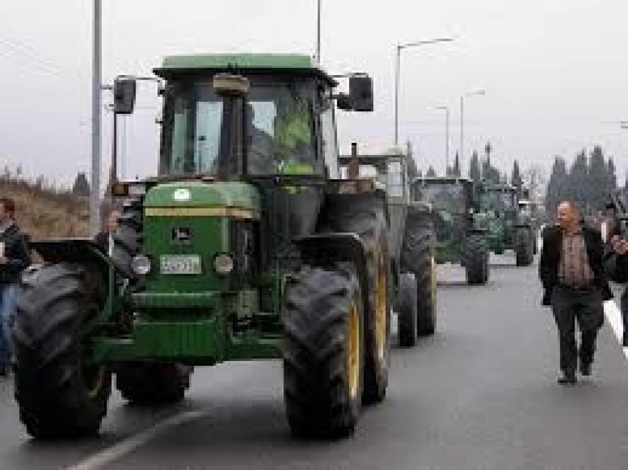 Εντατικοποιούν τις κινητοποιήσεις τους οι Σερραίοι αγρότες