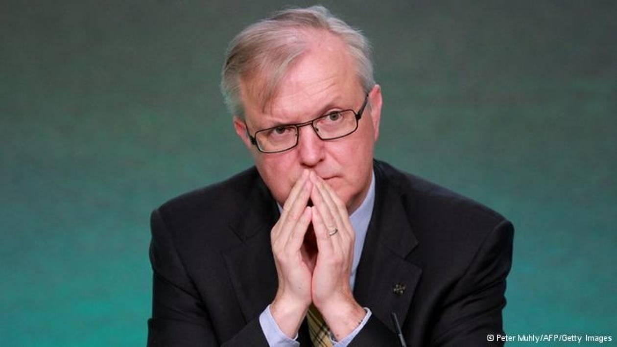 Ρεν: Η ΕΚΤ διατηρεί το «μεγάλο μπαζούκα»