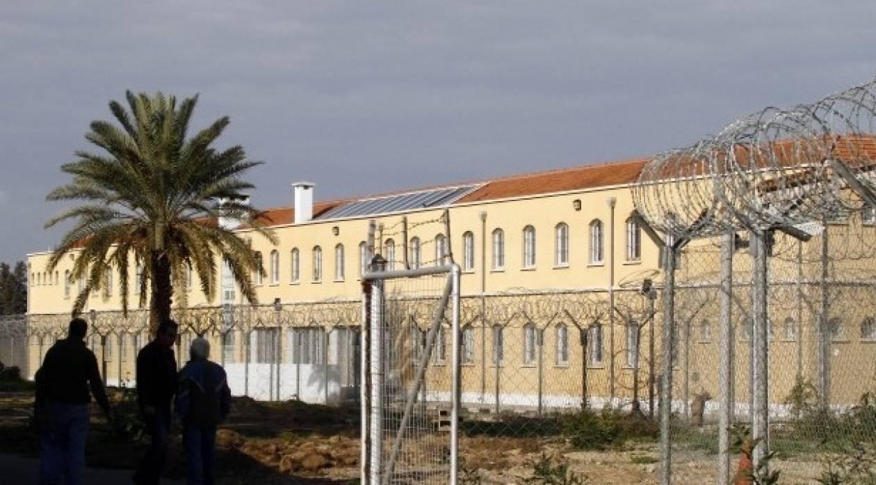 Μειώθηκε ο αριθμός φυλακισμένων στις Κεντρικές Φυλακές Κύπρου