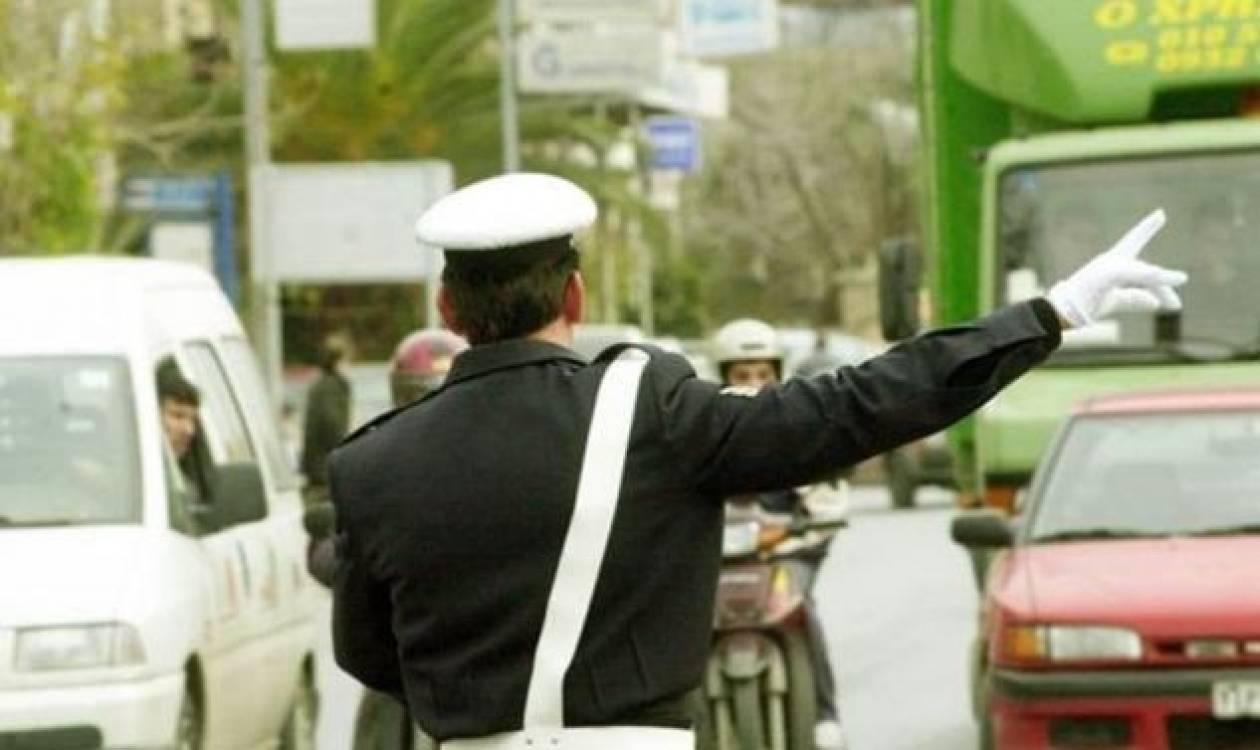 Κυκλοφοριακές ρυθμίσεις στη Λ. Κηφισού
