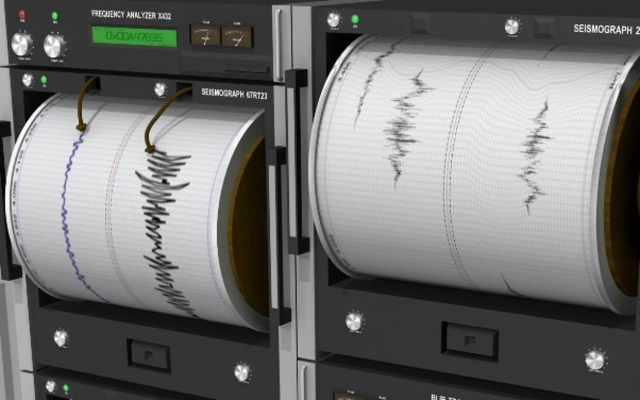 Σεισμός 3,5 Ρίχτερ στην Κρήτη