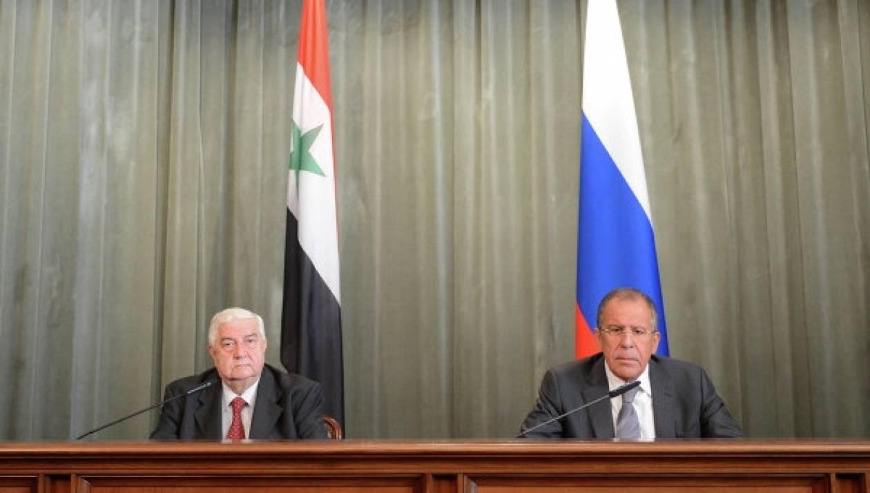 Συνάντηση των υπερδυνάμεων με συριακές αντιπροσωπείες θέλει η Μόσχα