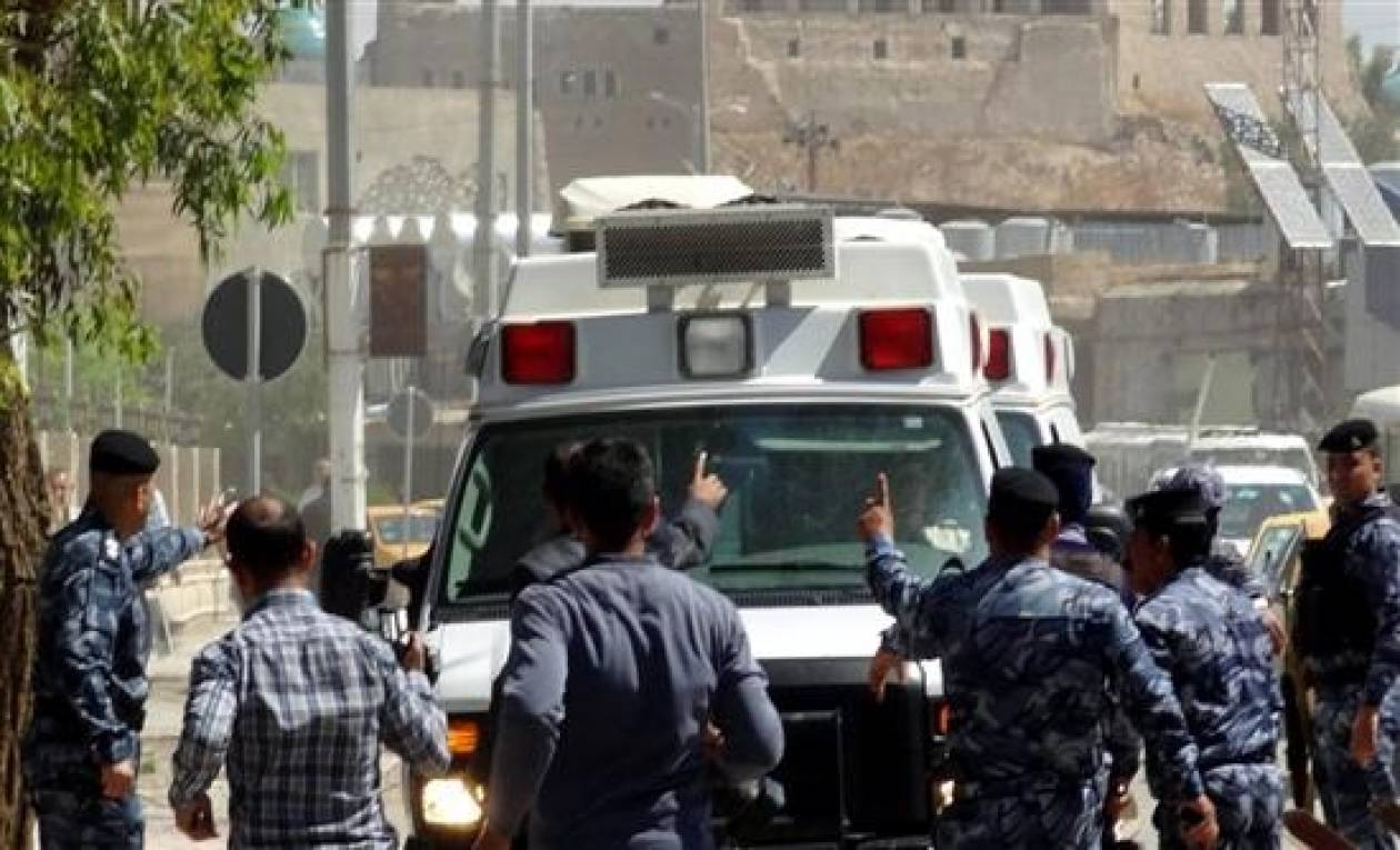 Ιράκ: Βόμβα στο σπίτι του προέδρου του κοινοβουλίου