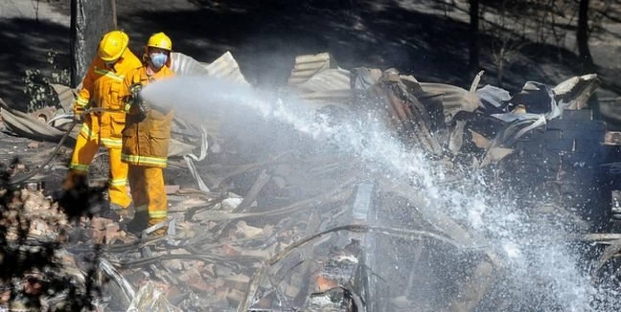 Κάηκαν 50 σπίτια στη Μελβούρνη