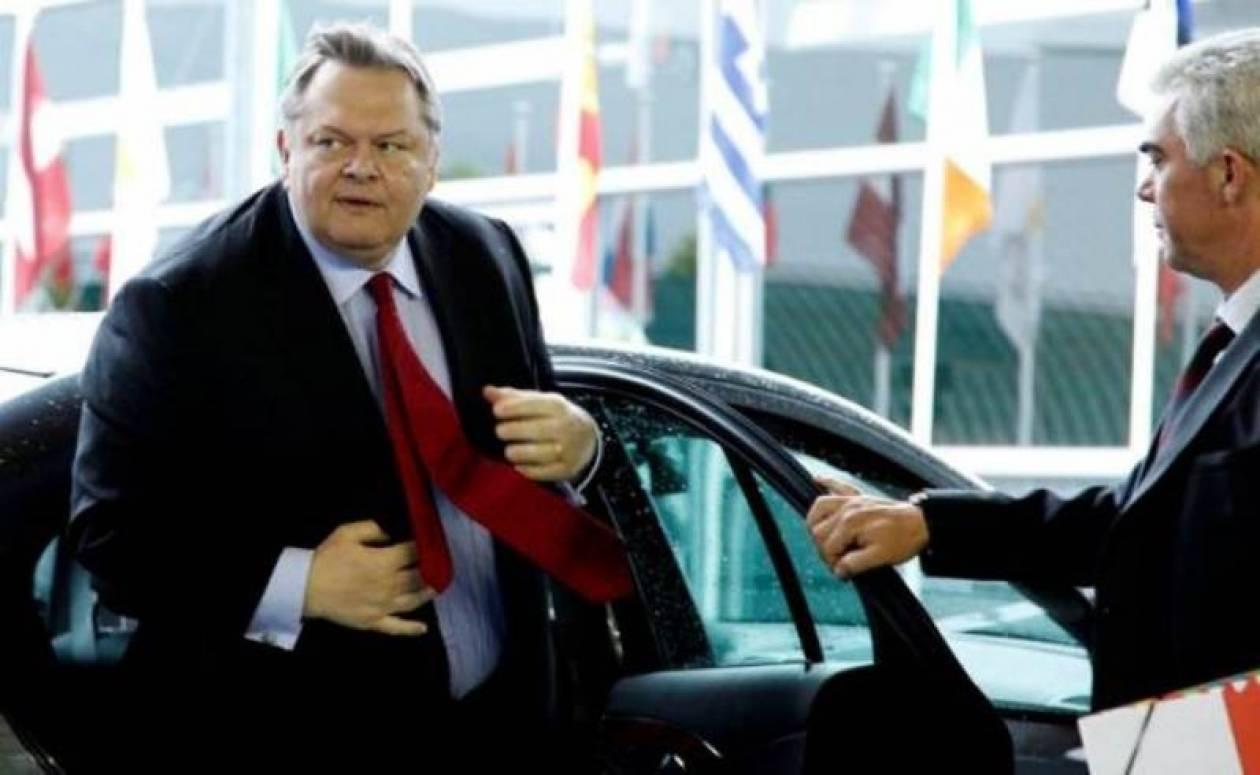 Στο Συμβούλιο Γενικών Υποθέσεων της ΕΕ ο Ευ. Βενιζέλος
