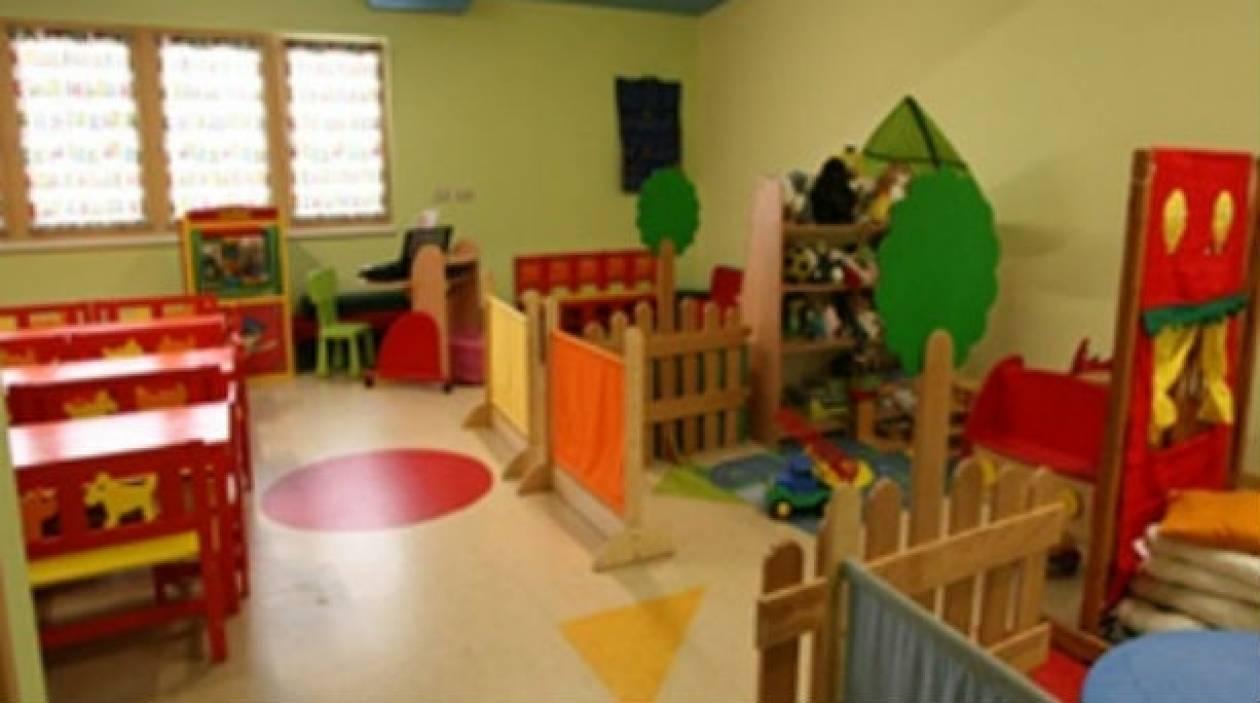 Απεργία στους δημοτικούς παιδικούς σταθμούς την Πέμπτη