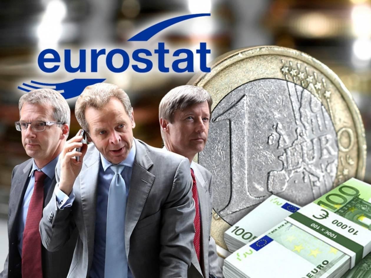 Πού διαφωνούν κυβέρνηση-τρόικα-Eurostat για το πρωτογενές πλεόνασμα