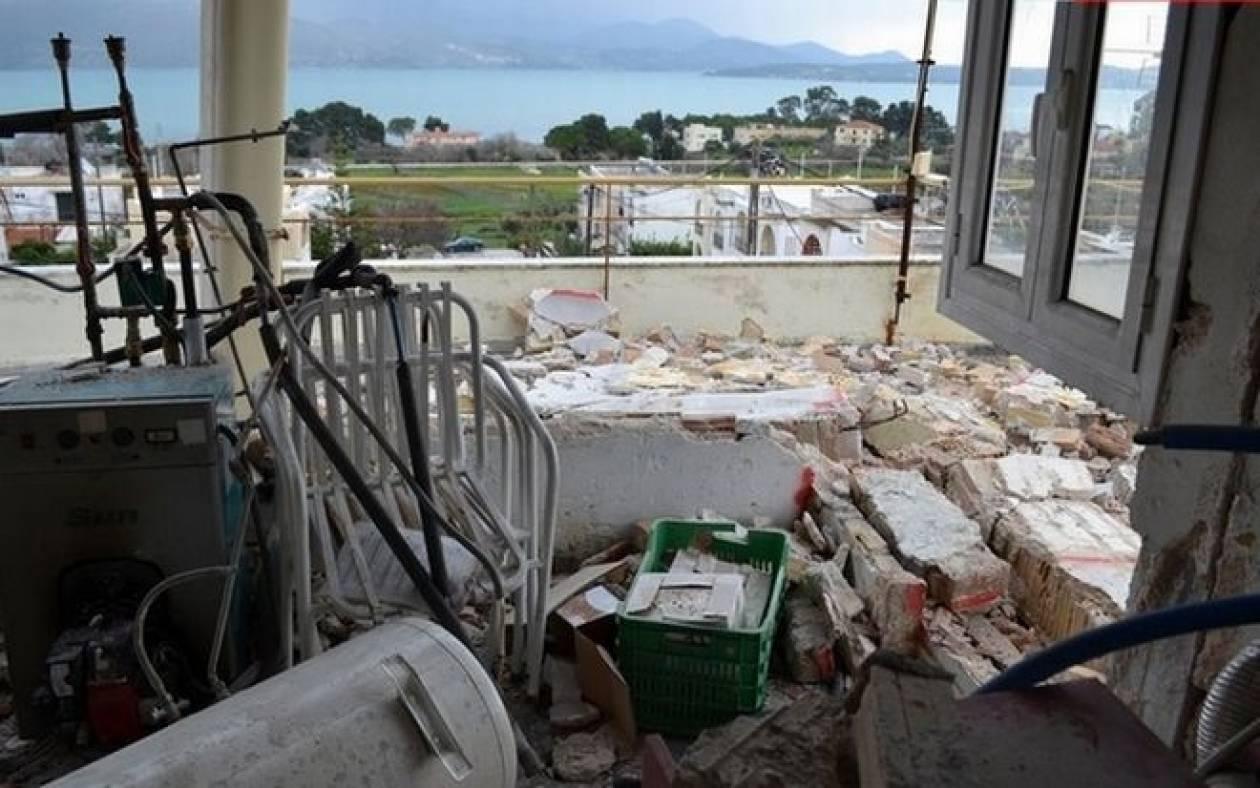 Εγκρίθηκαν κονδύλια για τους πληγέντες στην Κεφαλονιά