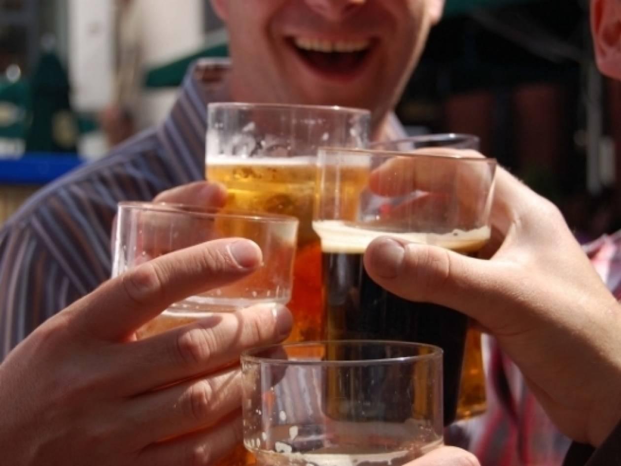 Πώς να πίνεις όλο το βράδυ παραμένοντας... νηφάλιος!