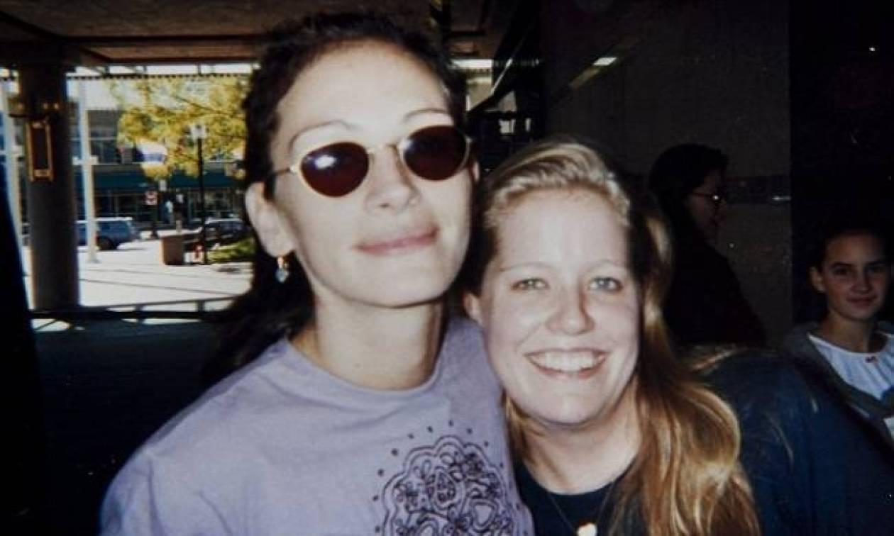 Συντετριμμένη η Julia Roberts με τον θάνατο της αδερφής της