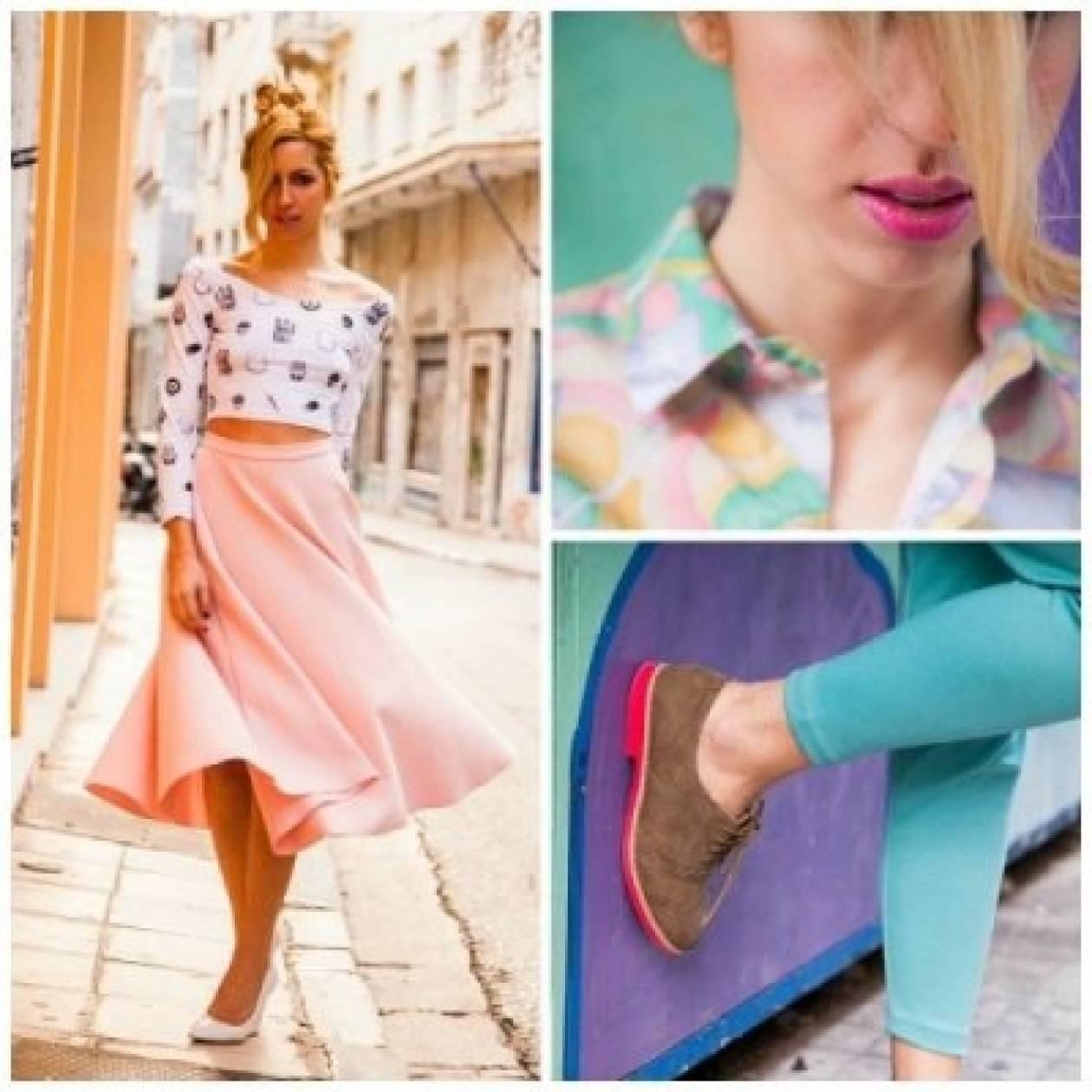 Βόλτα στην πόλη με τη Φιλιώ: All You Need Is Style