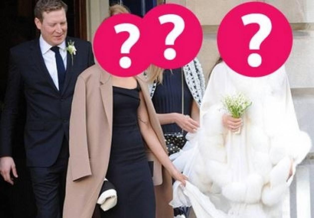 Ποια celebrity παντρεύτηκε τον... κουμπάρο από τον πρώτο της γάμο;