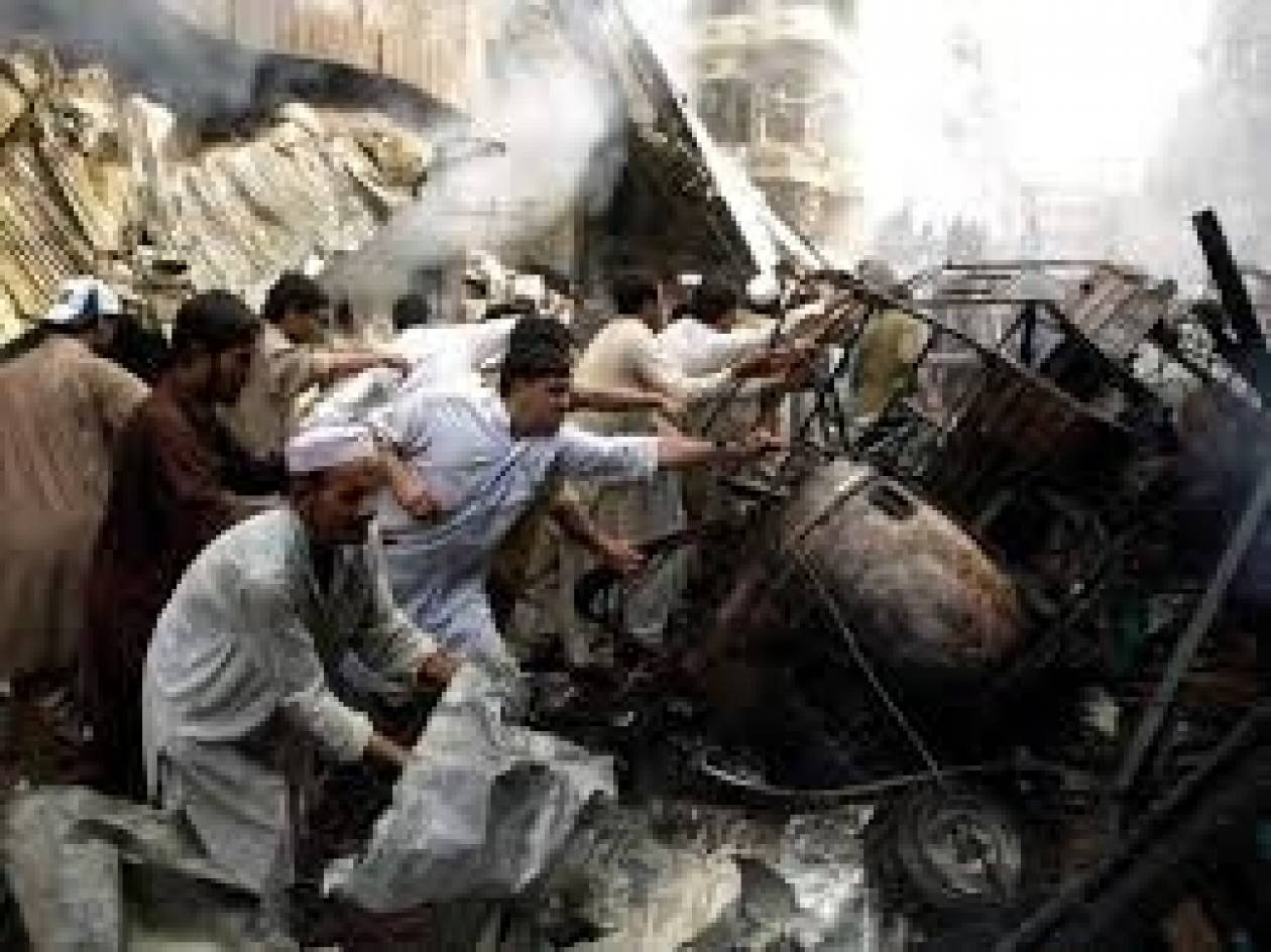 Πακιστάν: Φονική έκρηξη σε κινηματογράφο