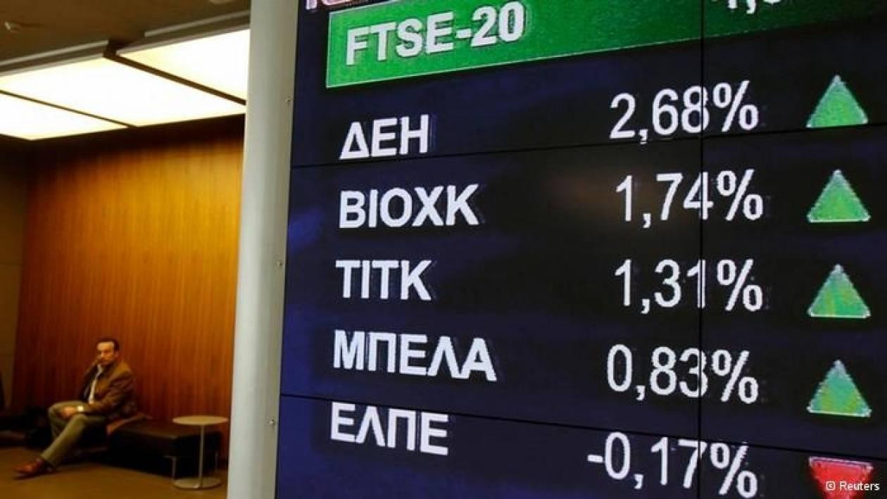 SZ: «Οι ελληνικές μετοχές συνάρτηση της πολιτικής»