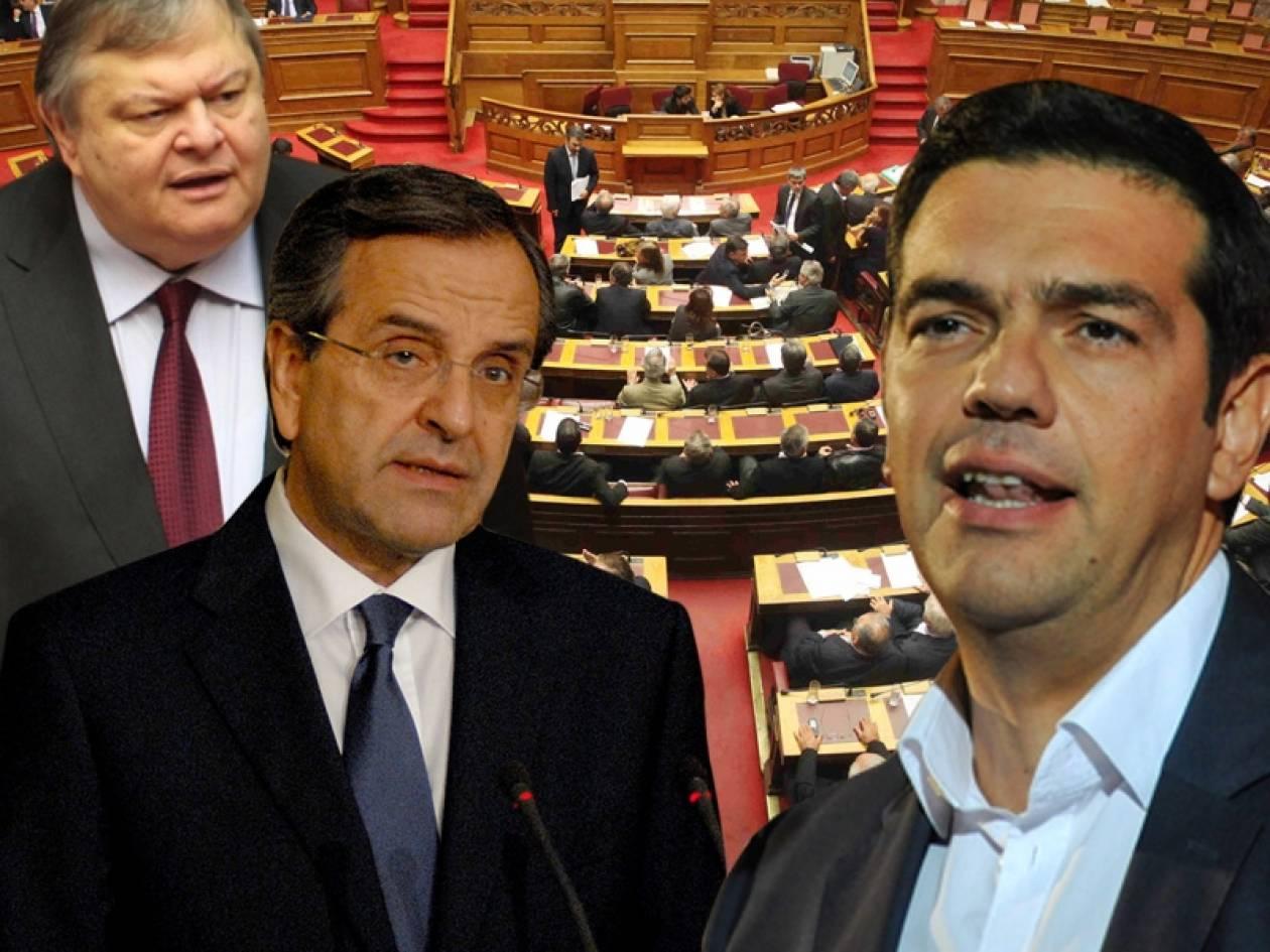 Συνταγματική αναθεώρηση: Πως η κυβέρνηση θέλει να..στριμώξει το ΣΥΡΙΖΑ