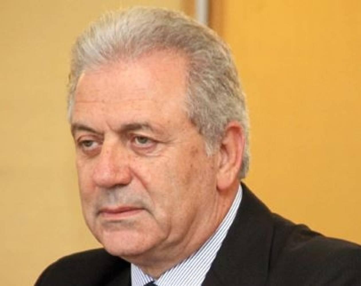 Ολοκληρώθηκε η επίσκεψη Αβραμόπουλου στη Μολδαβία