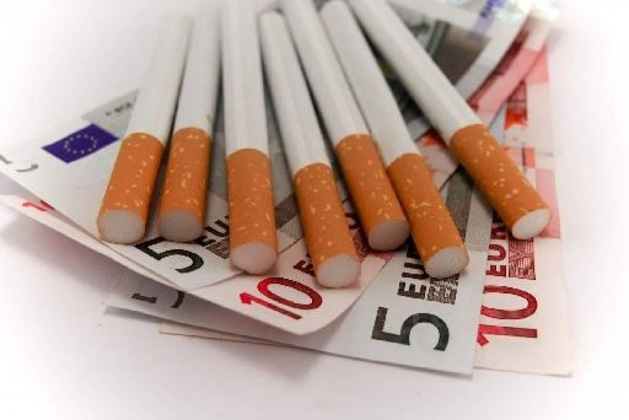 Σύλληψη δύο ατόμων για 1.360 πακέτα λαθραία τσιγάρα