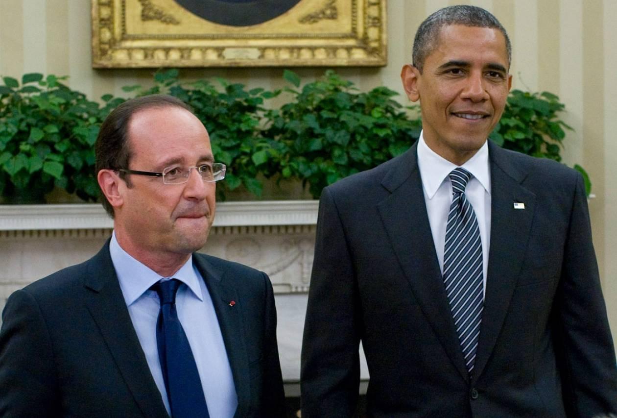 Ο Ομπάμα δεν «βλέπει» στρατιωτική λύση στη Συρία