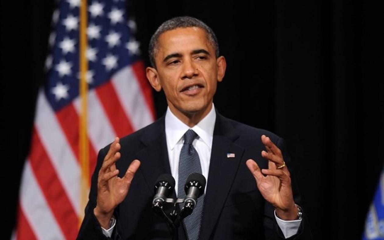 Ικανοποίηση Ομπάμα για Κύπρο-«Εποικοδομητικός ο ρόλος» Σαμαρά-Ερντογάν